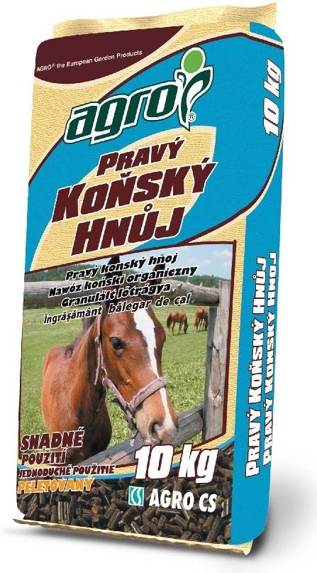 Koňský hnůj