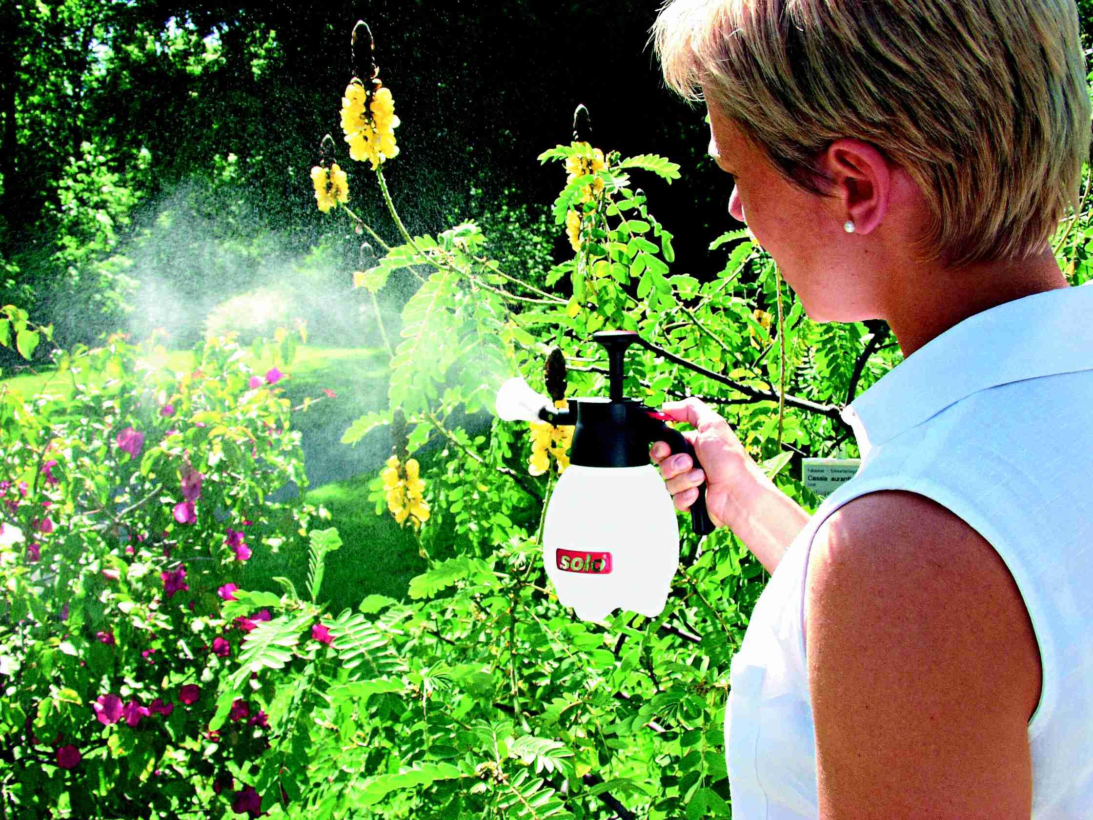 Zahradní postřikovače