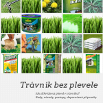 E-book Trávník bez plevele