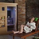 Domácí relax a saunování