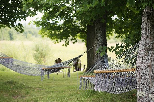 Dopřejte si pohodlné zahradní lenošení. Do každého počasí!