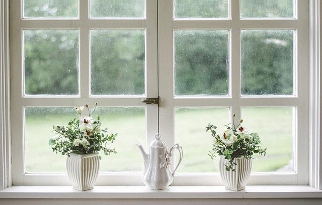 Uklízíme. Jak na správné mytí oken
