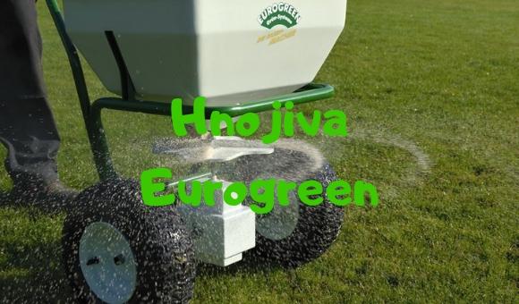 Hnojiva Eurogreen, dopřejte trávníku více vitality a zdraví