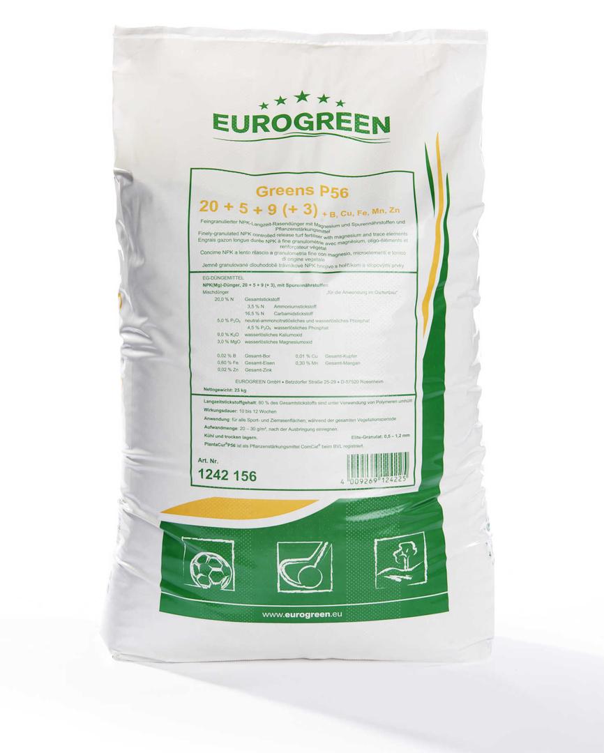 Eurogreen Greens P56